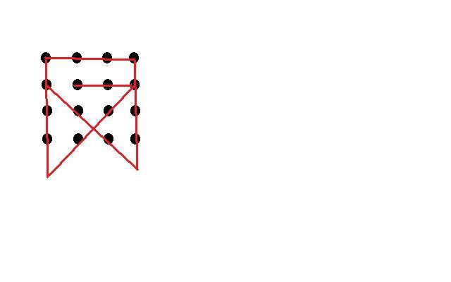 Base cinque forum elucubrazioni tra segmenti consecutivi - Unire i numeri dei punti ...