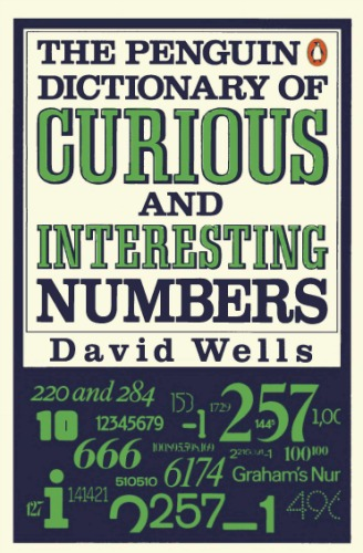 The Penguin Dictionary of Curious and Interesting Numbers.jpg